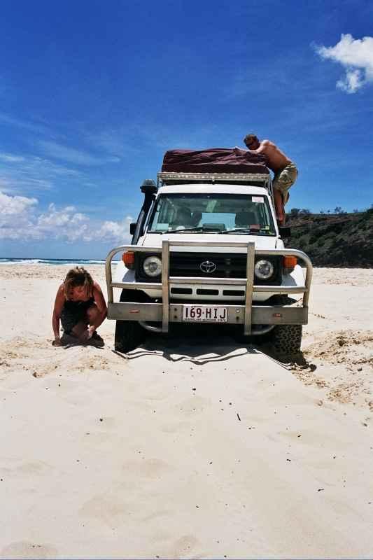 Fraser Island Australien (2)