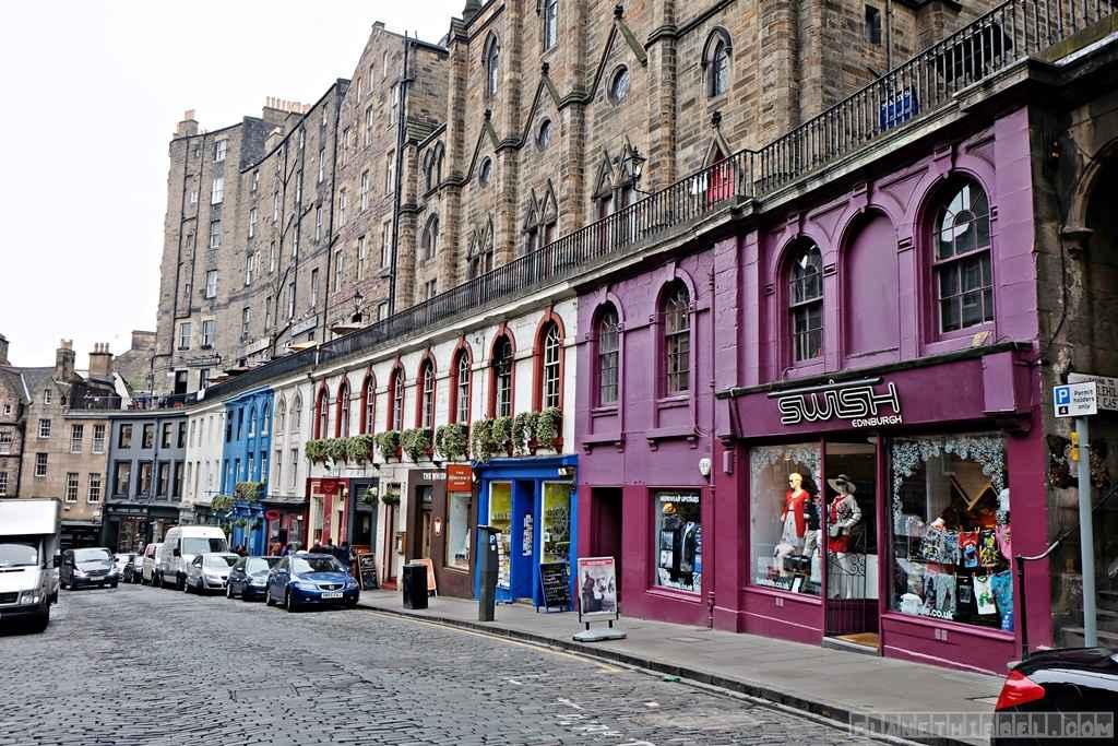 Victoria Street Restaurants