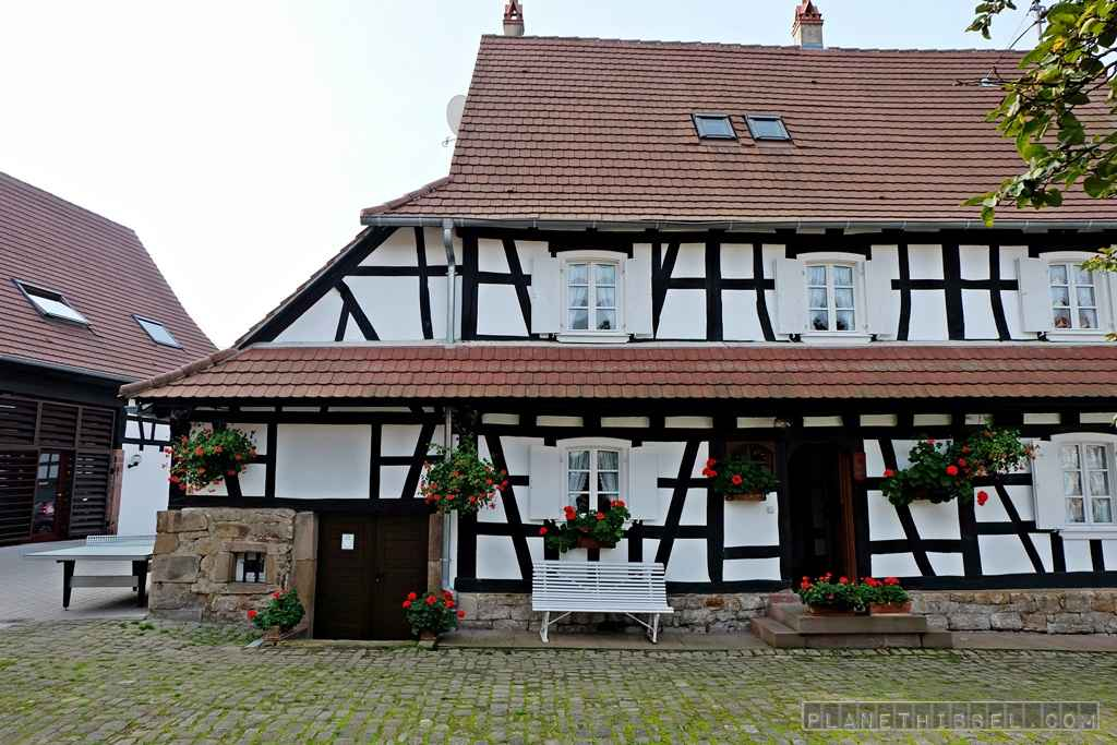 Maison Ungerer in Hunspach
