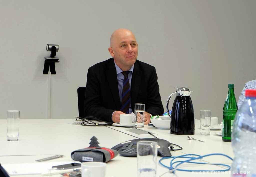 Condor Chefe Uwe Balser