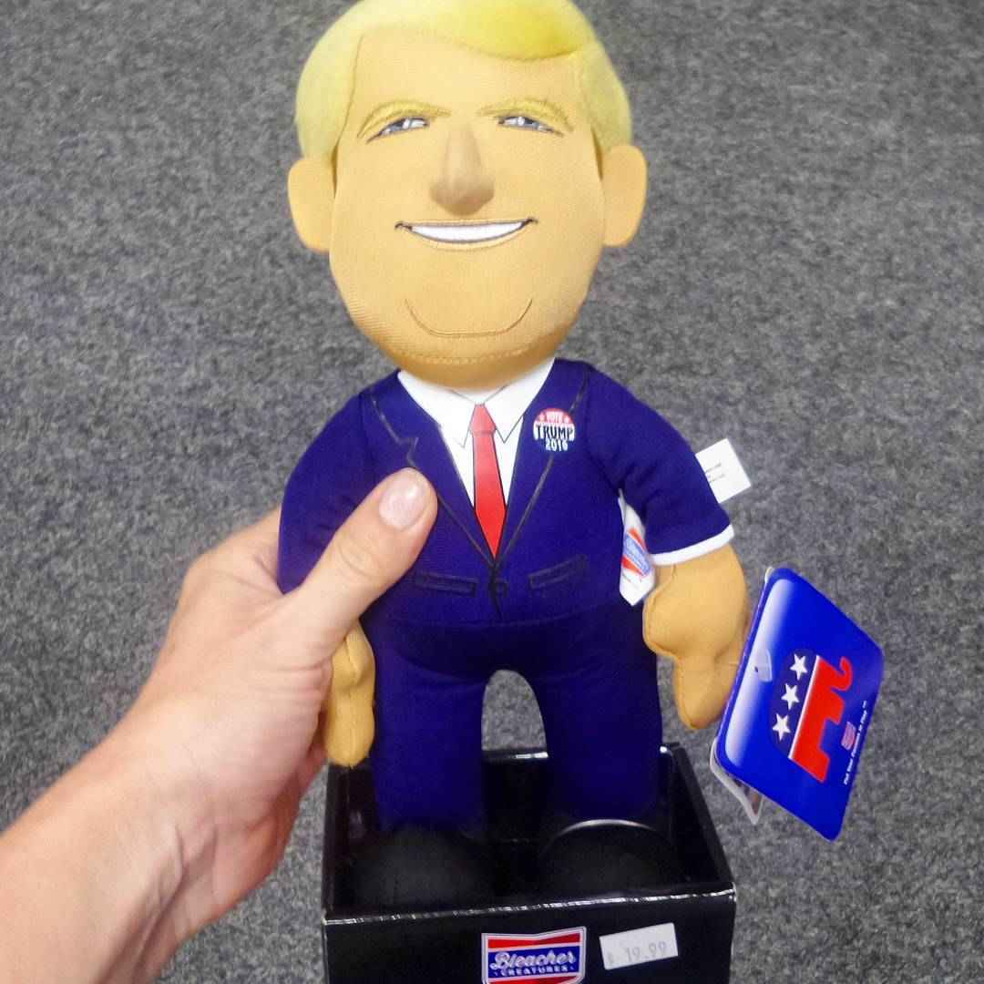 Trumppuppet