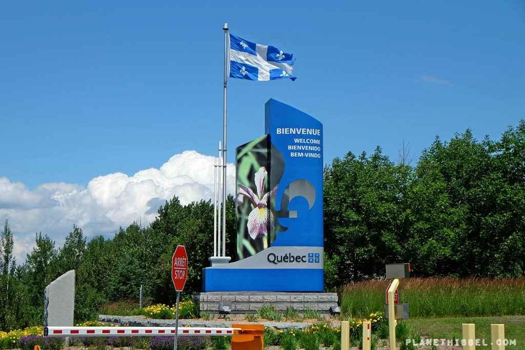 Bonjour Quebec!