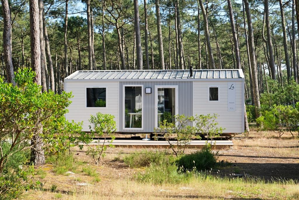 Französische Campingplatz-Haken